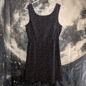 XXI Geometric Print Fit and Flare Dress